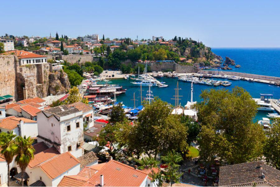 Antalya Şehir Gezisi