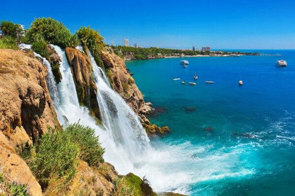 Calista'dan Antalya'ya Yat Turu