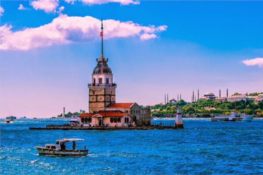 Tour quotidien d'Istanbul