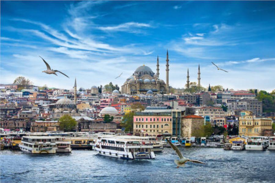 Дневной тур в Стамбул