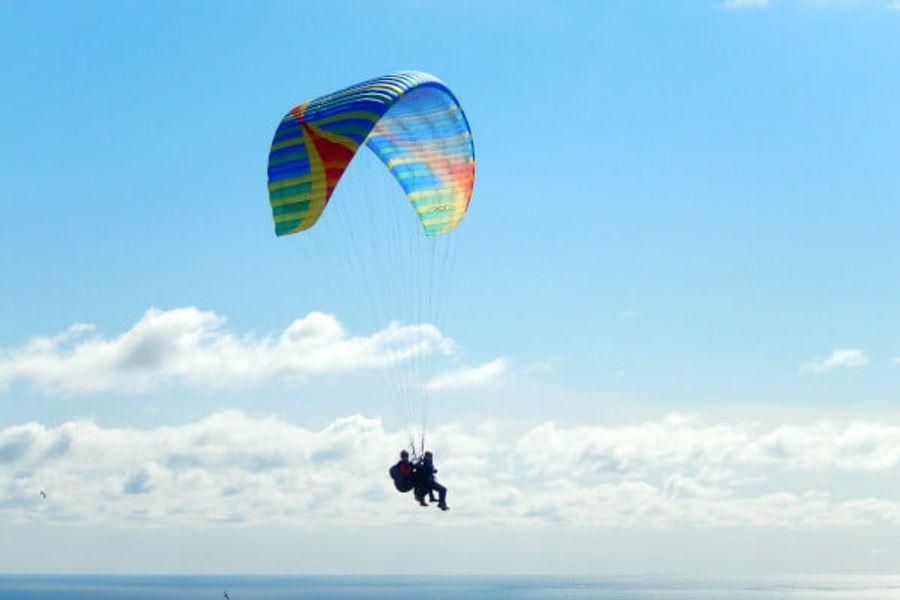 Paragliding Tahtali