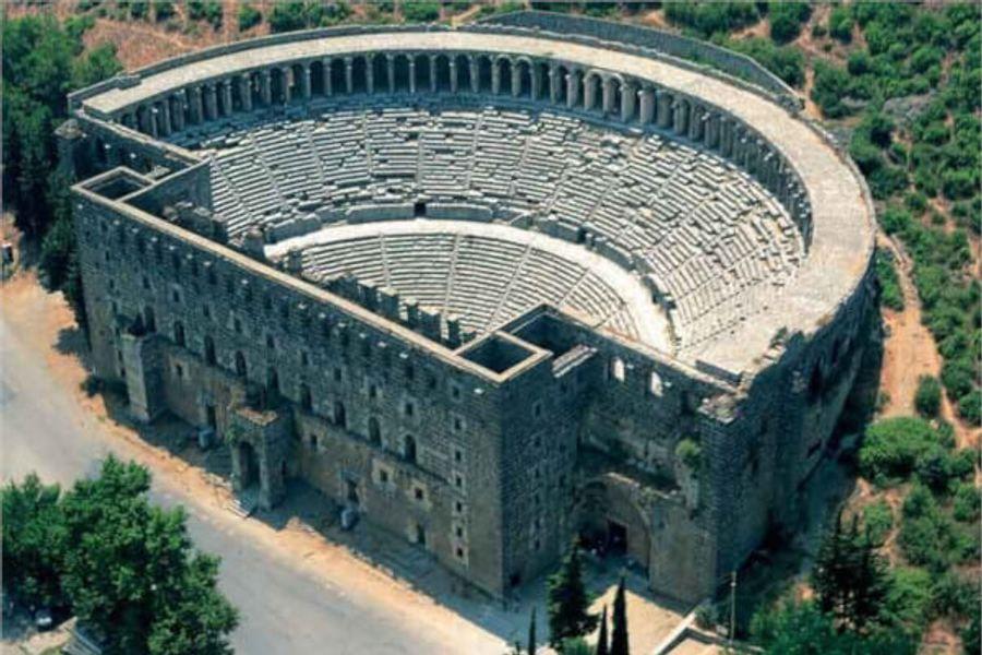 Perge - Aspendos Tour
