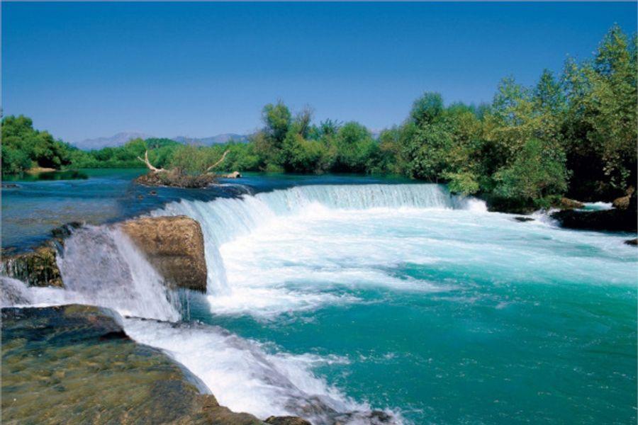 Сиде - Манавгат - Водопад