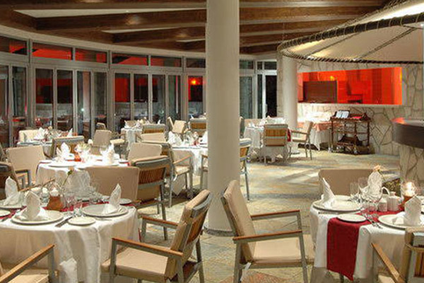 A'La Carte Restaurant - Hotel Gast
