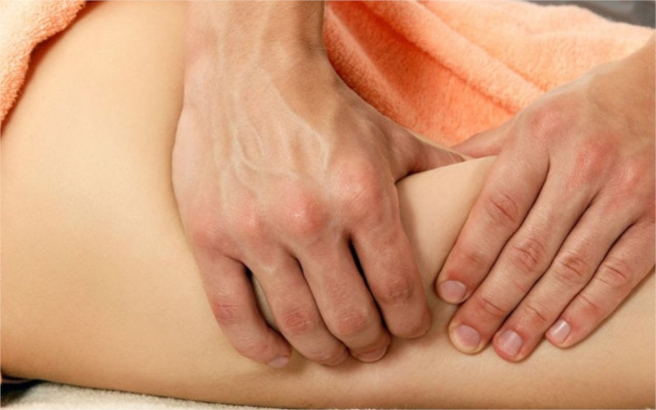 Massage Anti-Cellulite