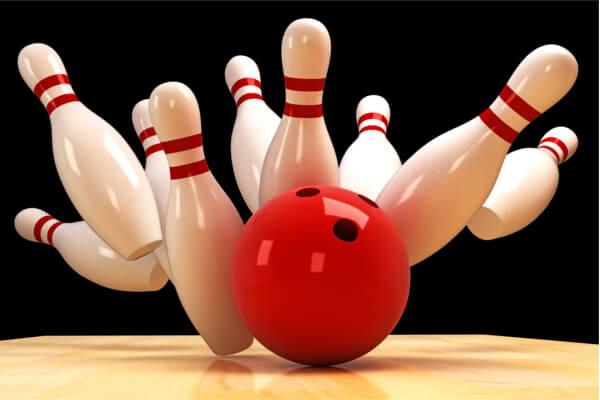 Bowling -1 Person /1 Spiel