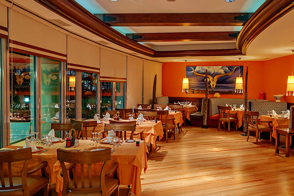 La Carne  A'la Carte Restaurant