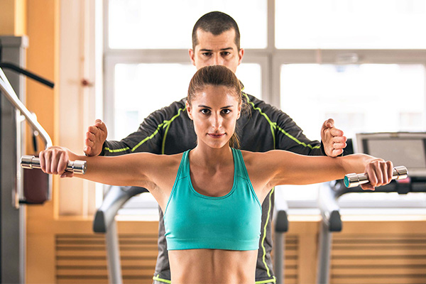 Kişisel Fitnes Egzersizleri