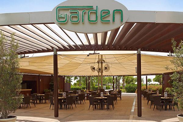 The Garden Snack Restaurant