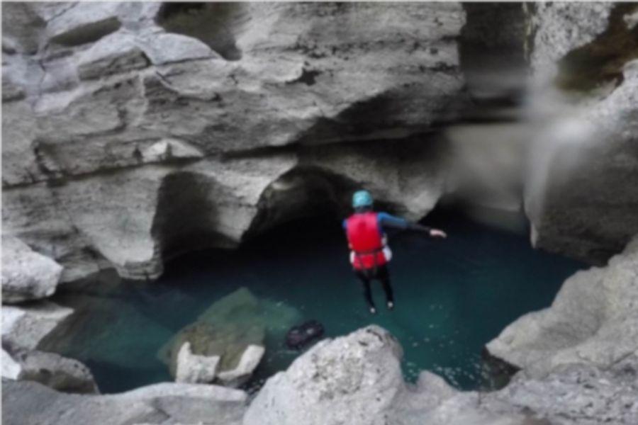 Kanyon Keşfi