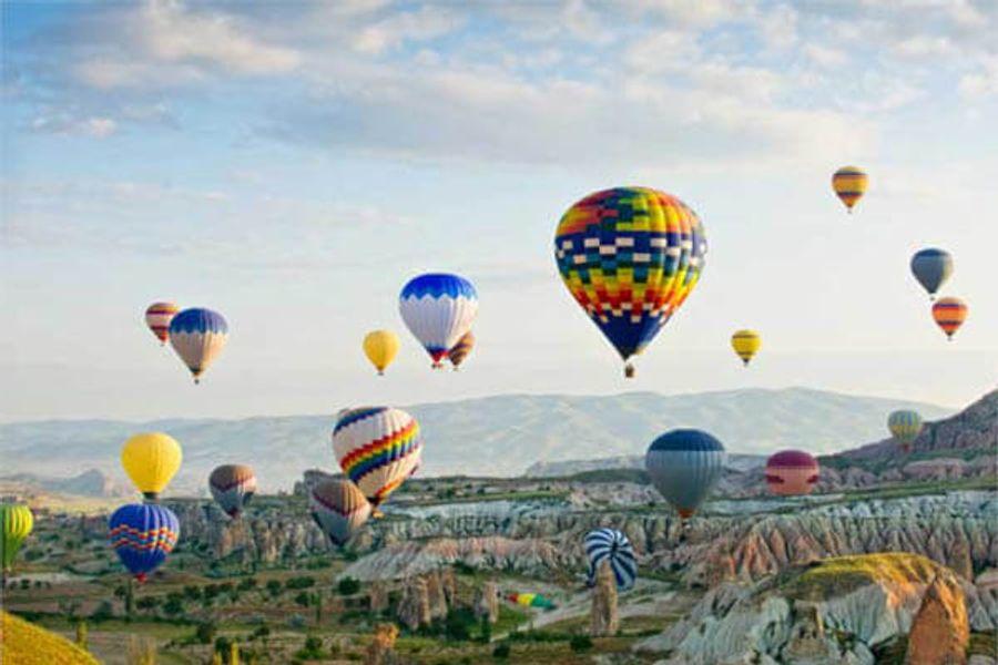 Tour quotidien en Cappadoce