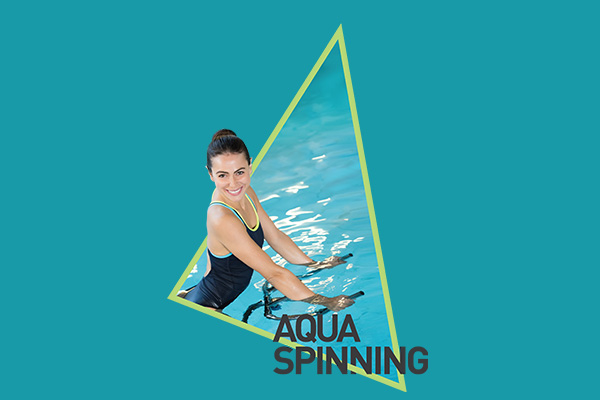 Aqua Spinning 16+
