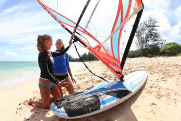 Rüzgar Sörfü Kursu